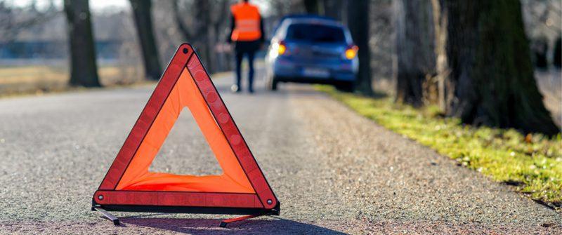 Was tun, wenn man einen Verkehrsunfall hatte?